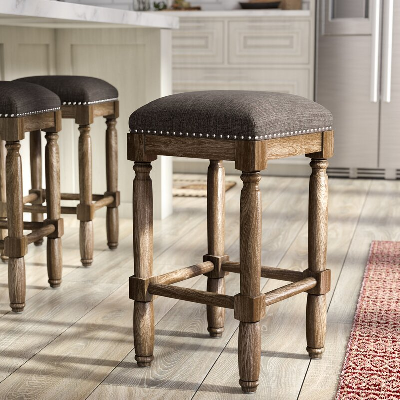 Remy 26 Quot Bar Stool Amp Reviews Birch Lane
