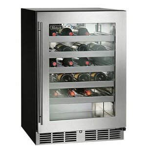 32 Bottle Freestanding Wine Cooler by Perlick
