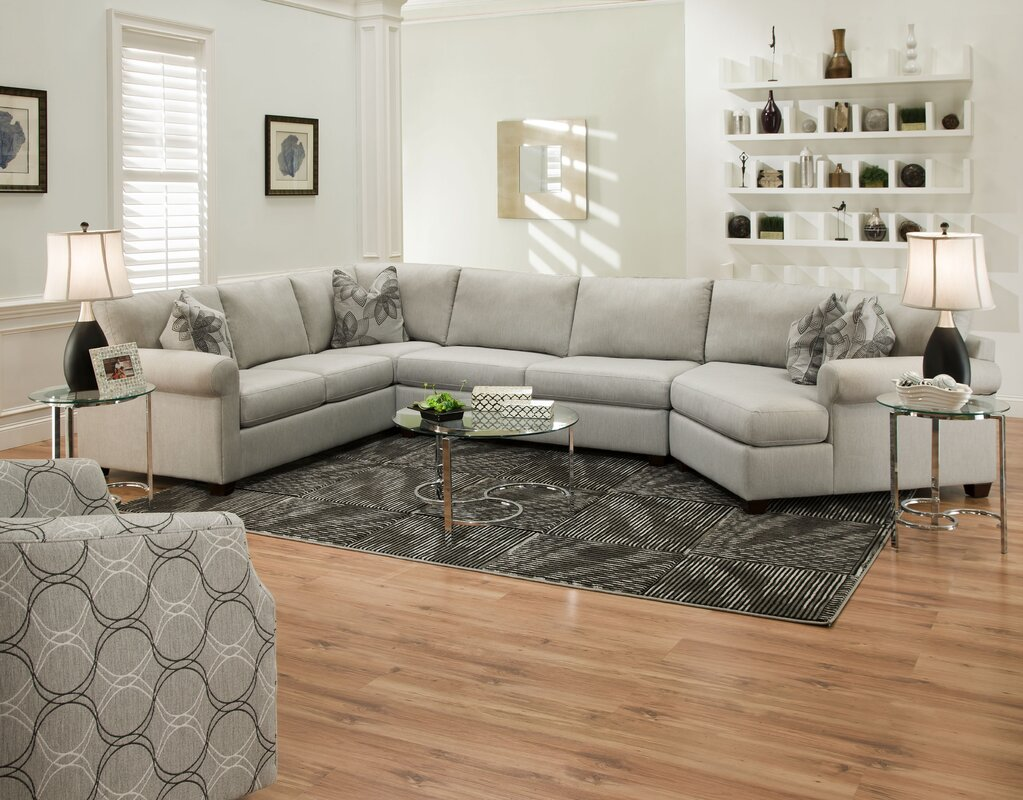 Bauhaus Ross Pigue Gravel Sectional & Reviews