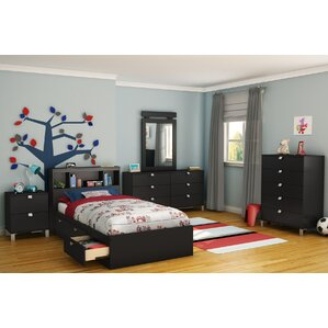 Spark Platform Customizable Bedroom Set