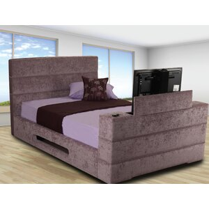 Mazarine Upholstered TV Bed