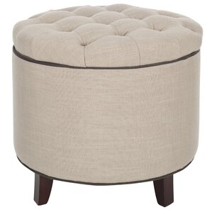 Tusten Storage Ottoman by Three Posts