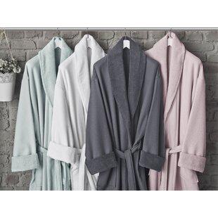 Astrid 100% Turkish Cotton Terry Cloth Bathrobe 50f27f444