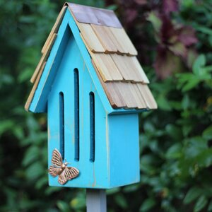 Butterfly Breeze 12 in x 7 in x 6 in Butterfly House