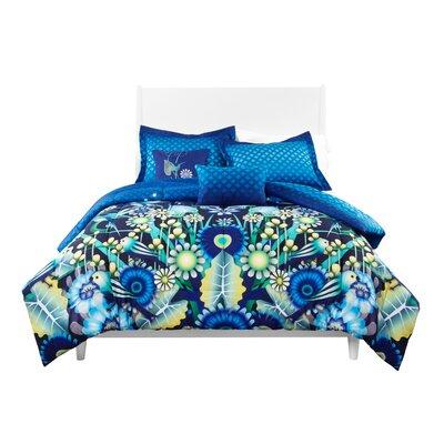 Catalina Estrada  Jardin Reversible Comforter Set