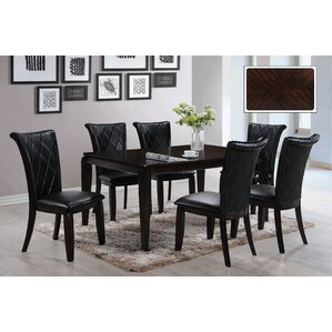 Busby 5 Piece Dining Set by Orren Ellis