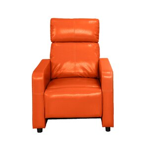 Ketter Manual Recliner  sc 1 st  Wayfair & Orange Recliners Youu0027ll Love | Wayfair islam-shia.org