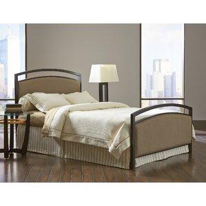 Allenhurst Upholstered Panel Bed by Gracie Oaks