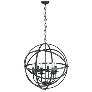 Orbit Globe Pendant