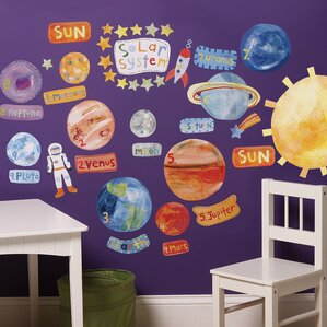 Astronomy U0026 Space Wall Decals Youu0027ll Love | Wayfair Part 46