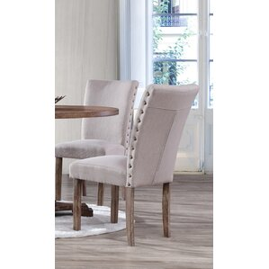 Carey Side Chair (Set of 2) by BestMasterFurniture