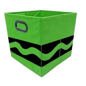 Crayola Serpentine Fabric Storage Bin