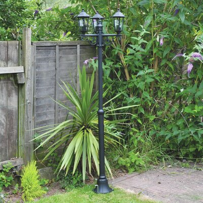 Garden Lamp Posts Bollard Lights Amp Led Posts You Ll Love Wayfair Co Uk