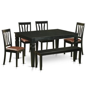 Weston 6 Piece Dining Set