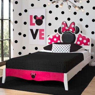 Minnie Mouse Bed Set Wayfair