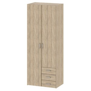 Minda 3 Drawer and 2 Door Armoire by Zipcode Design