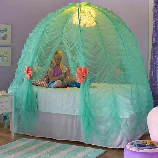 Zoomie Kids Gold Coast Under The Sea Bed Canopy Amp Reviews