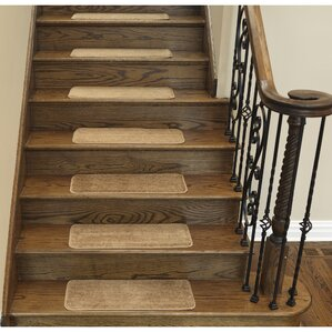 Carreras Pile Stair Treads (Set Of 7)