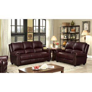 Glover Configurable Living Room Set by Darby Home Co