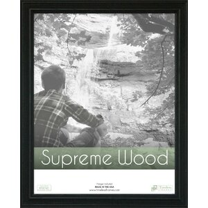 Oak Ridge Rectangle Solid Wood Picture Frame