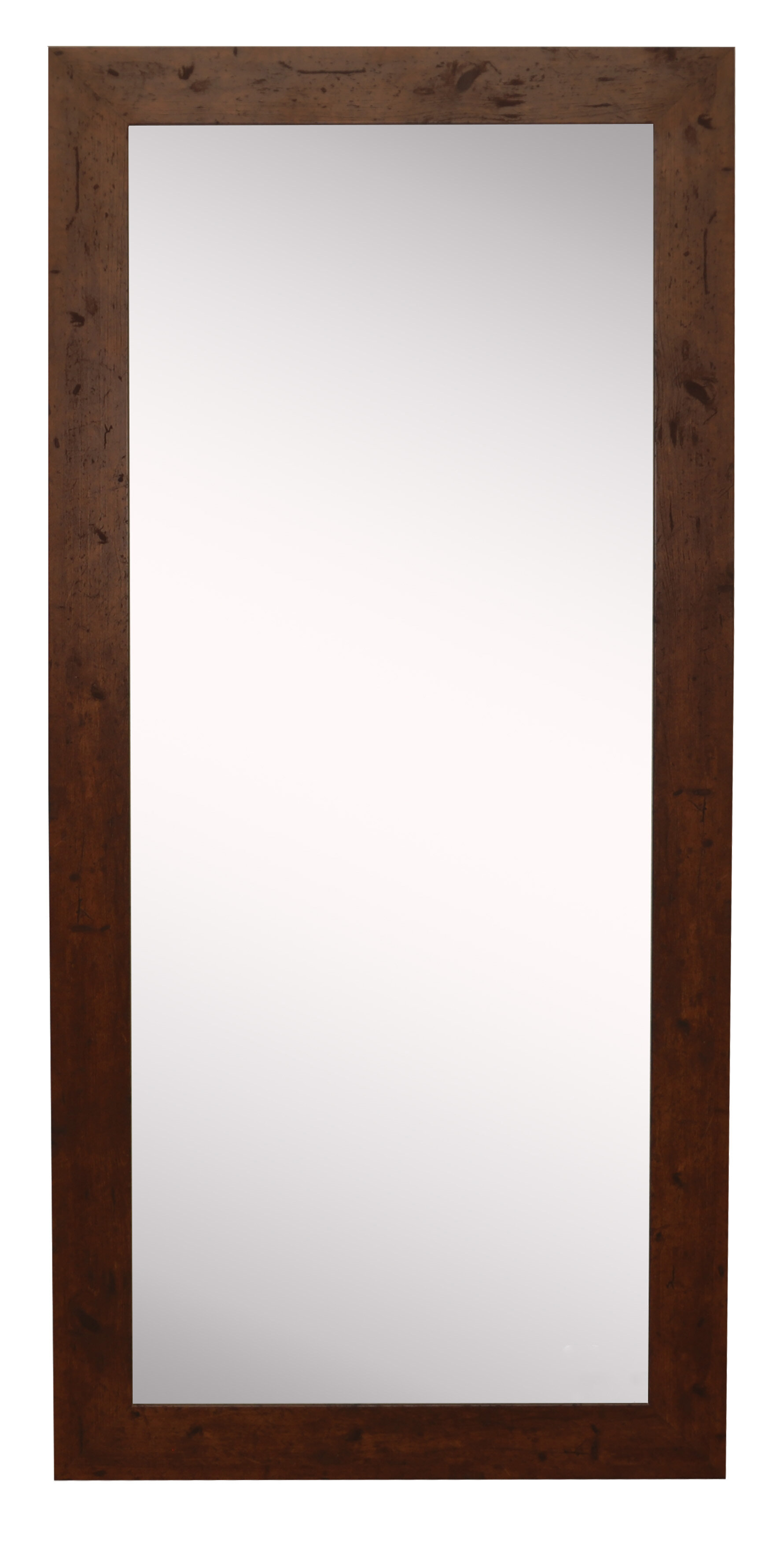 Fumeterre Rustic Full Length Mirror Reviews Allmodern