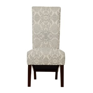 Audra Bentley Fabric Parsons Chair (Set o..
