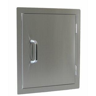 Stainless Steel Prehung Interior Door