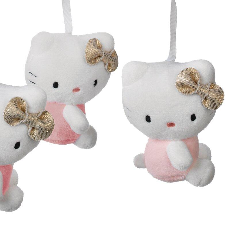 4346a8330 Lambs & Ivy Hello Kitty Musical Mobile   Wayfair