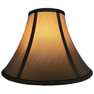 Lamp shades youll love wayfair 14 linen bell lamp shade mozeypictures Choice Image