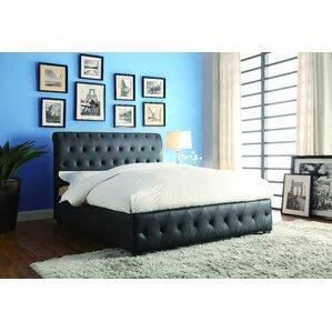 Cassandra Upholstered Panel Bed by Latitude Run