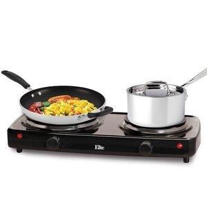 Cuisine Electric Double Hot Plate Burner
