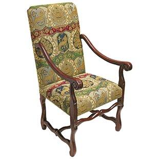 Chateau DuMonde Coat Arm Chair