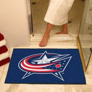 NHL - NCAAumbus Blue Jackets Doormat