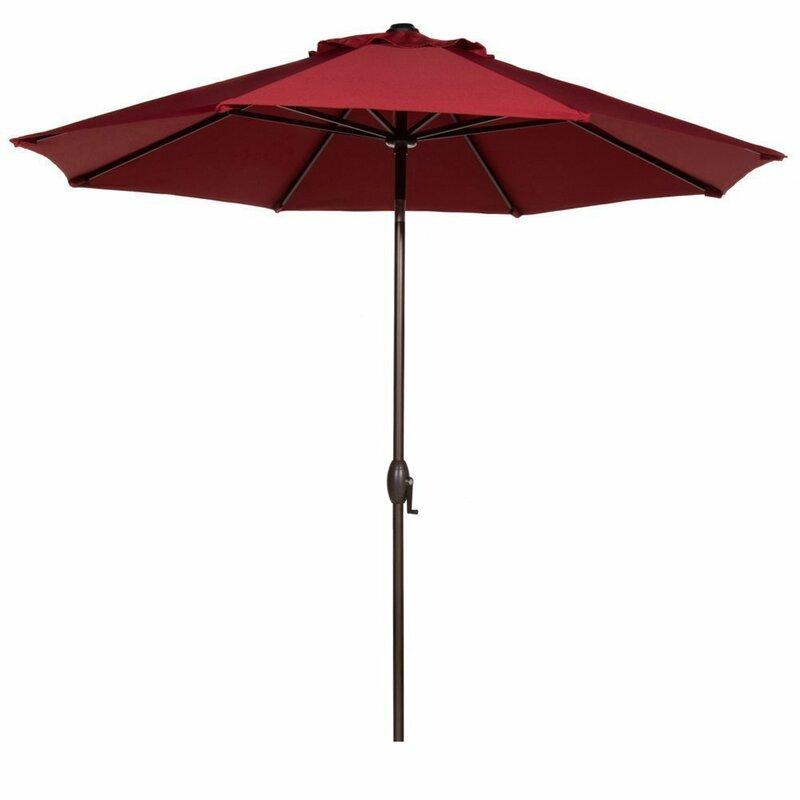 Abba Patio 9 Market Umbrella Amp Reviews Wayfair Ca