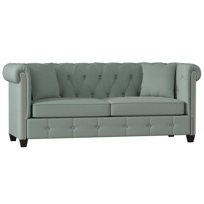 Josephine Tufted Chesterfield Sofa