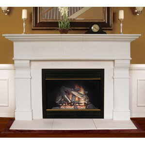 Fireplace Mantels You'll Love | Wayfair