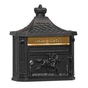 Locking Wall Mounted Mailbox