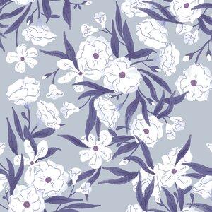 Fleurs Removable 5' x 20