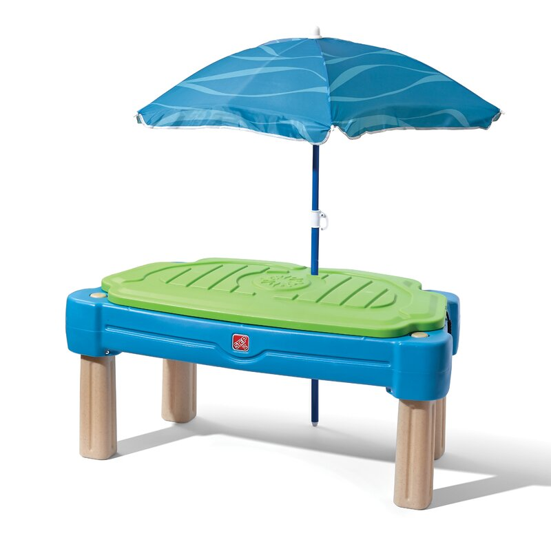 default_name - Step2 Cascading Cove Sand And Water Table & Reviews Wayfair
