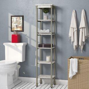 Nauman 13 W X 60 H Bathroom Shelf