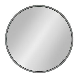 Miroir Rond Daccent De Mur Homerton