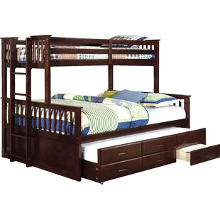 Twine Xl Over Queen Bunk Bed Wayfair