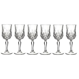 Opera White Wine Glass (Set of 6)