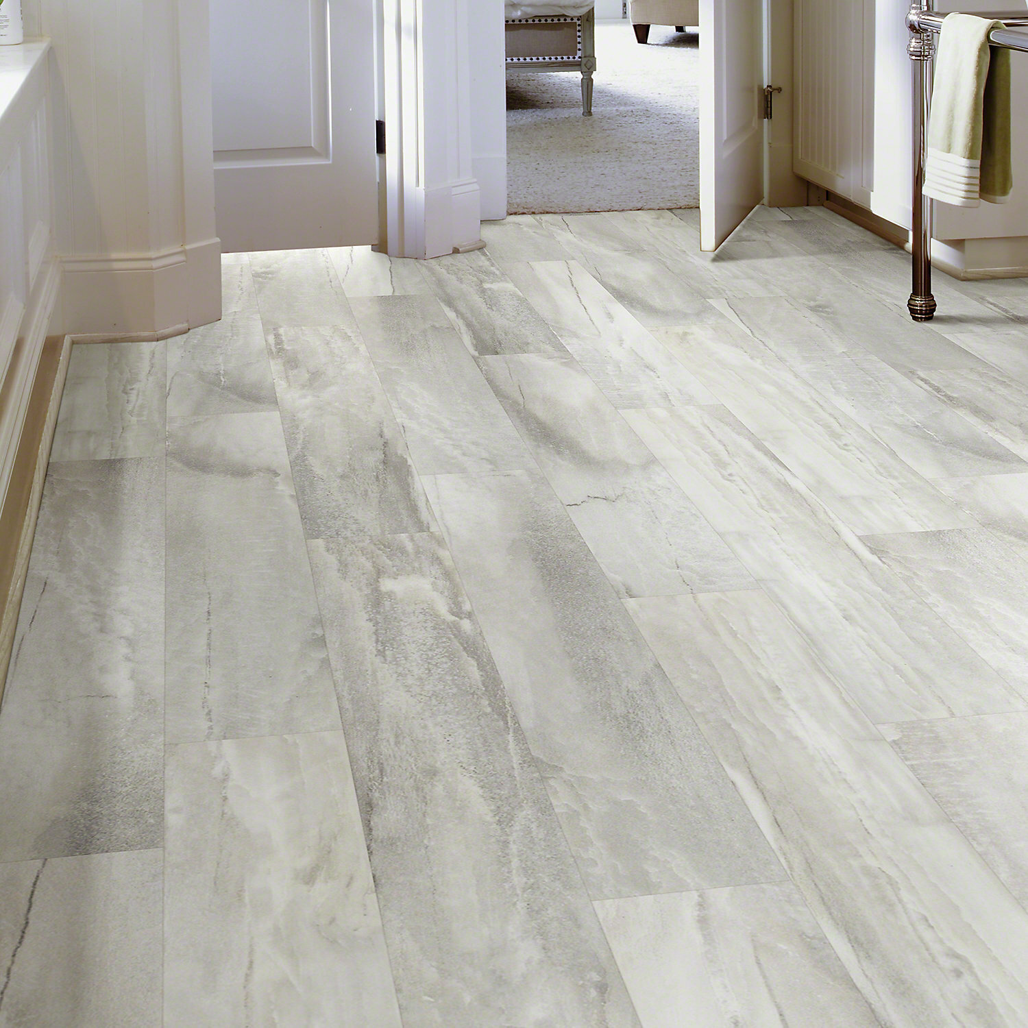 Shaw Floors Elemental Supreme 6 X 36 4mm Luxury Vinyl Plank Reviews Wayfair