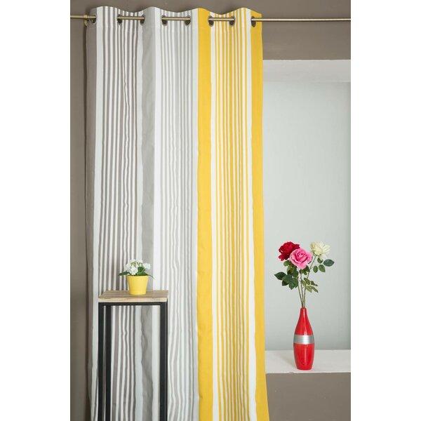 castleton home vorhang mit sen 1 st ck blickdicht. Black Bedroom Furniture Sets. Home Design Ideas