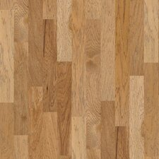 "Trull 4.8"" Engineered Hickory Hardwood Flooring in Allspice"