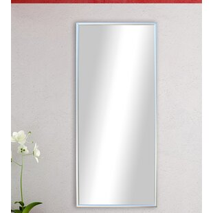 silver floor mirror. Polished Silver Floor Mirror