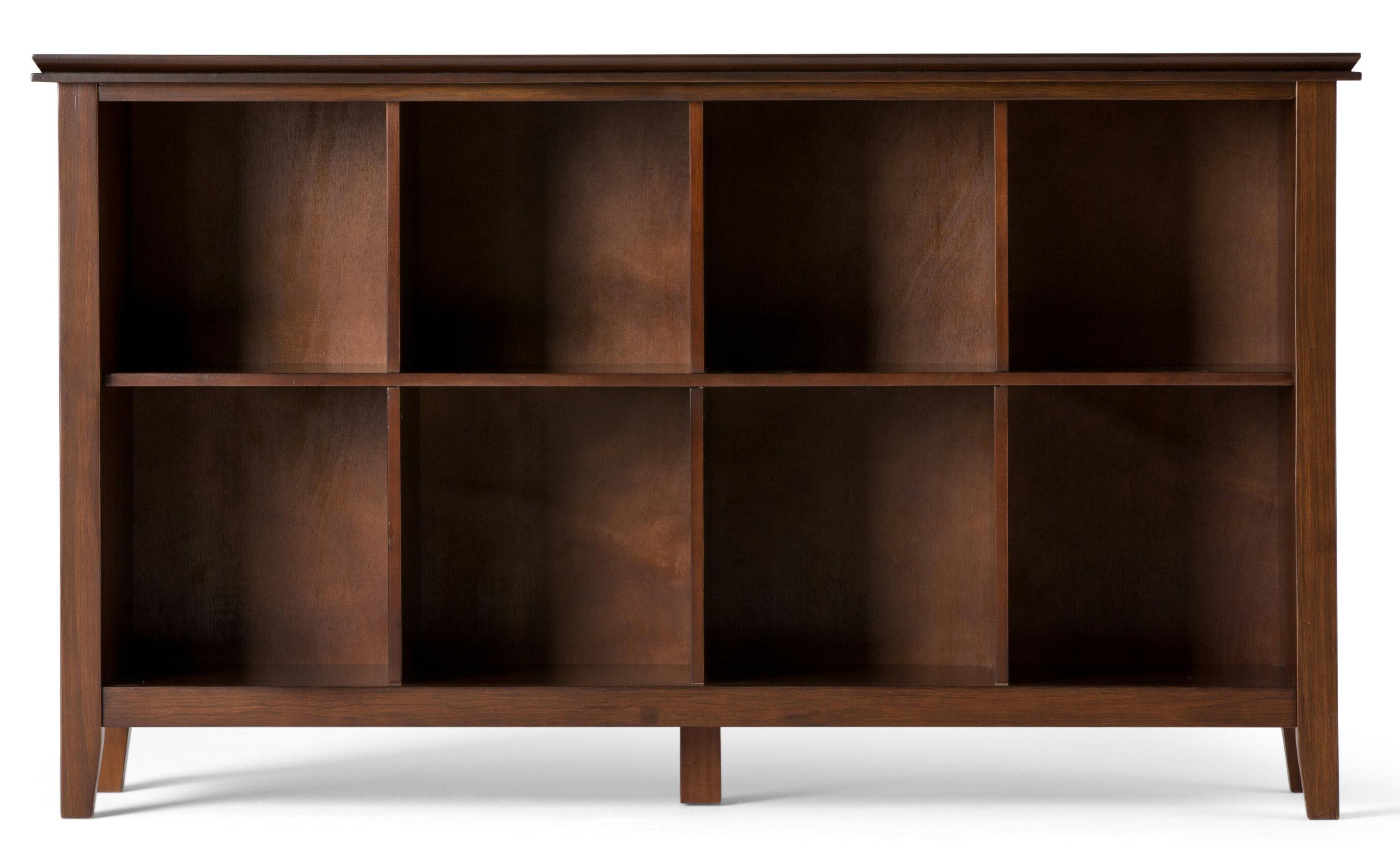 Simpli Home Artisan Cube Unit Bookcase & Reviews | Wayfair