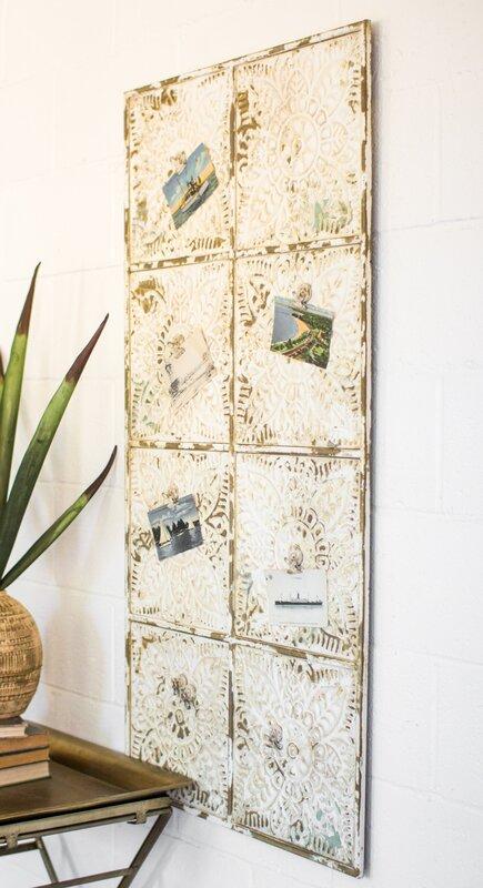Wall decor glue