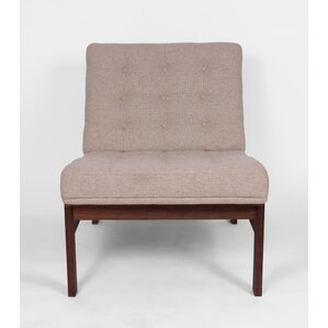 Ellen Slipper Chair by dCOR design